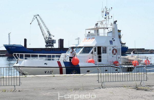 [FOTO] Lučka kapetanija održala tradicionalnu akciju Sigurna plovidba 2021.