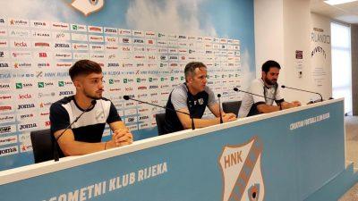 [VIDEO] Dinamo – Rijeka, konferencija za medije uoči sutrašnje utakmice