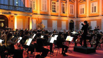"""Trg Riječke rezolucije sinoć ugostio koncert """"Šeherezada, Romeo i Julija, Bolero"""""""