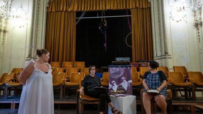 Šesti Periskop: Od sola, dueta, grupnih koreografija do filmske večeri