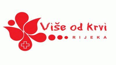Gradsko društvo Crvenog križa Rijeka i Studentski zbor Sveučilišta u Rijeci organiziraju akciju darivanja krvi
