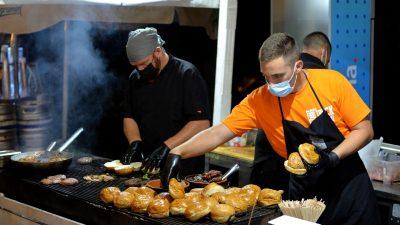 Otvorenje drugog izdanja Food Truck Festivala uz gostovanje chefa Denija Srdoča