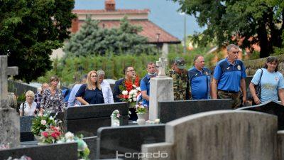 Kostrena svečanim protokolom obilježen Dan pobjede i domovinske zahvalnosti i Dan hrvatskih branitelja