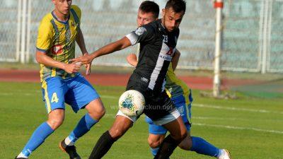 [FOTO] Nogometaši Opatije na Kantridi upisali uvjerljivu pobjedu protiv Intera