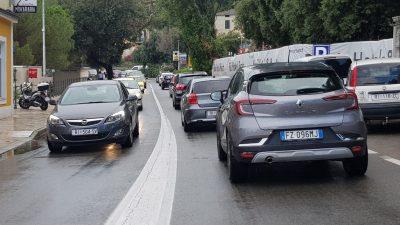 Teška prometna nesreća na Novoj cesti u Opatiji