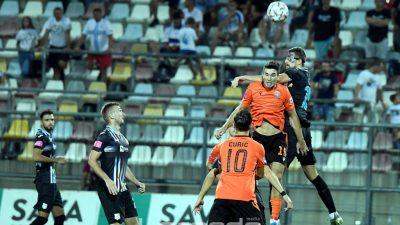 [FOTO] Nogometaši Rijeke upisali pobjedu protiv Šibenika