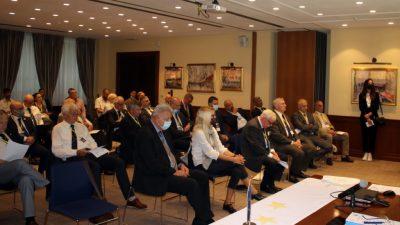 Župan Komadina na 26. konferenciji Konfederacije europskih udruga pomorskih kapetana (CESMA)