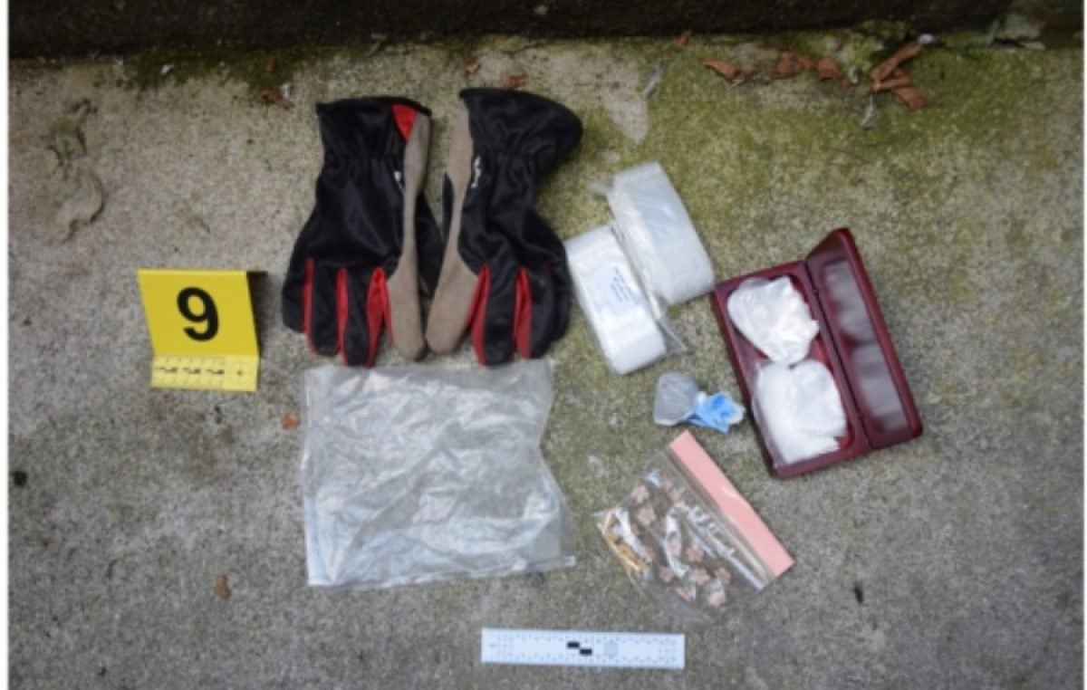 Uspješan rezultat višemjesečne policijske akcije, osumnjičena petorka predana pritvorskom nadzorniku