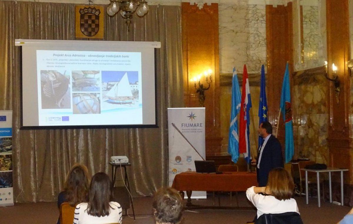 Vrijeme za maritimnu kulturu, održana predavanja Fiumare festivala