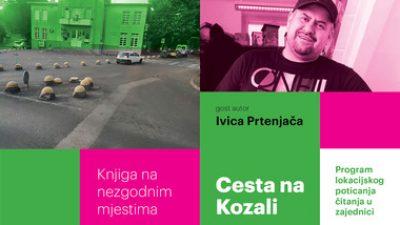 Knjiga na nezgodnim mjestima: Ivica Prtenjača na kozalskoj cesti između bivšeg fašističkog doma i Brodokomerca