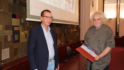 Likovna nagrada Ivo Kalina uručena Mauru Stipanovu