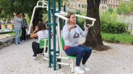 Predstavljen novi portal za mlade strit.fitness