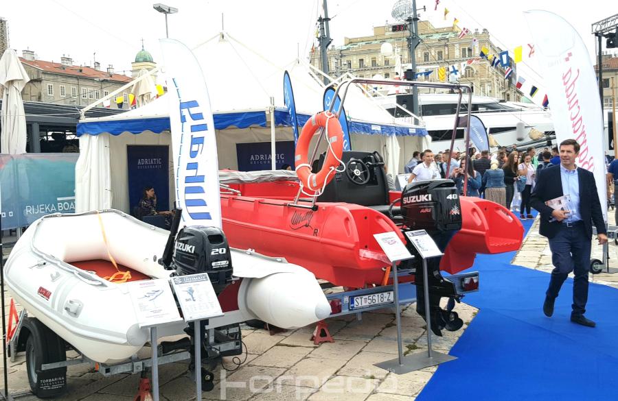 Rijeka Boat Show opravdao očekivanja posjetitelja i izlagača