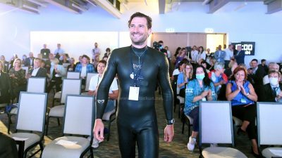 [VIDEO] Vitomir Maričić oborio Guinnessov rekord hoda pod vodom
