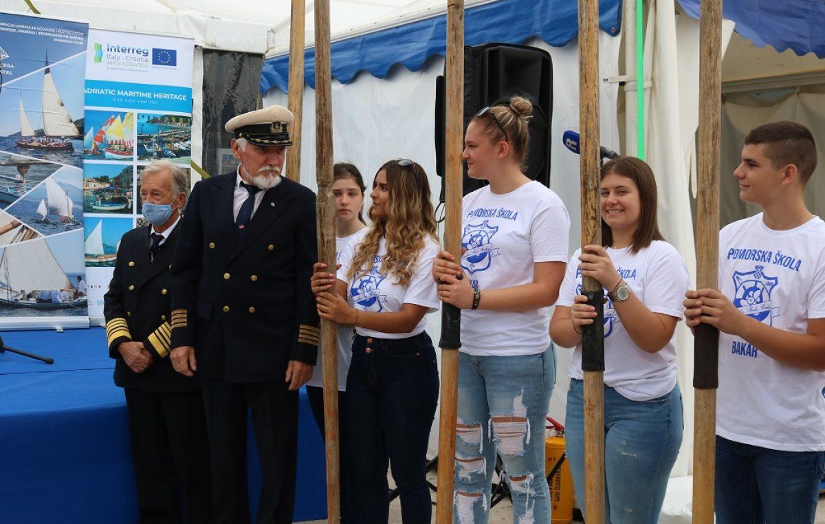 """[FOTO/VIDEO] Svečano otvoreni Rijeka Boat Show 2021. i Kvarnerski festival mora i pomorske baštine """"Fiumare"""""""