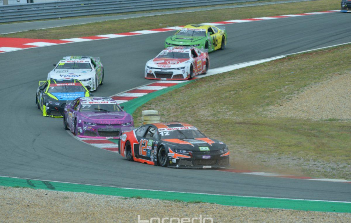 [FOTO] Nascar Whelen Euro Series na Automotodromu Grobnik: Ercoliju prva objeda sezone