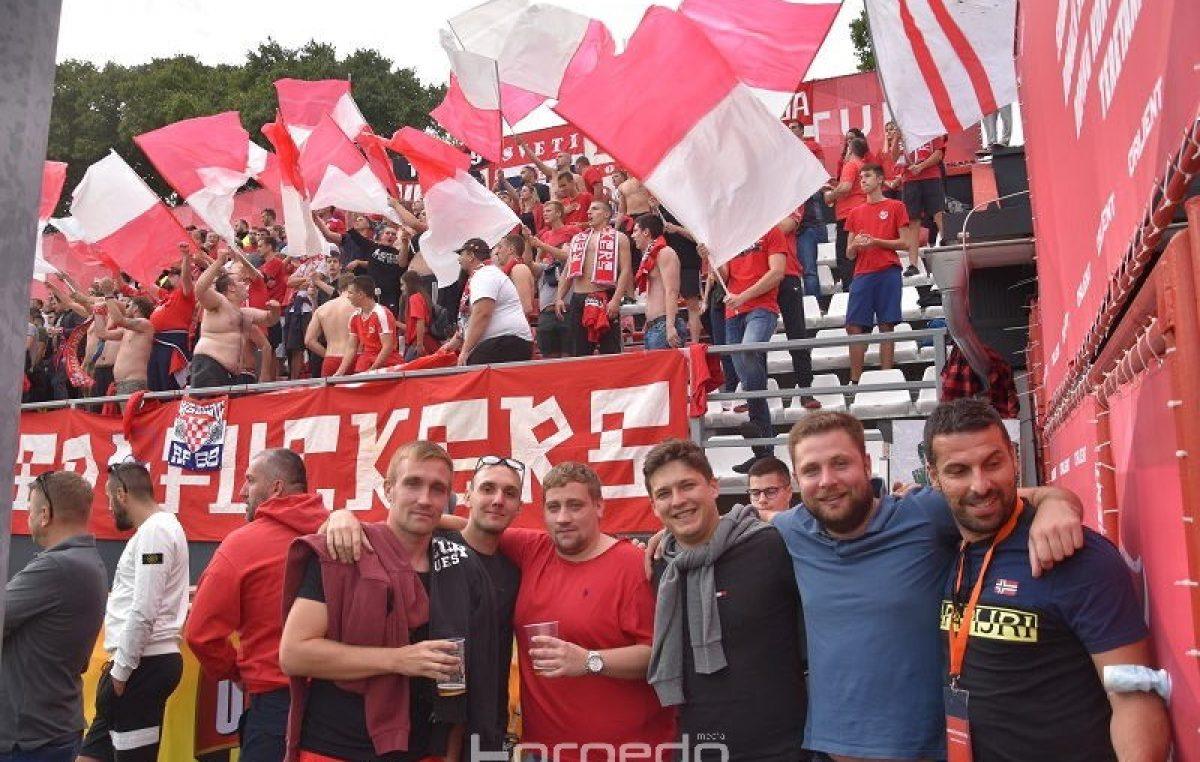 [FOTO] Poznata nogometna i sportska imena na tribinama Krimeje