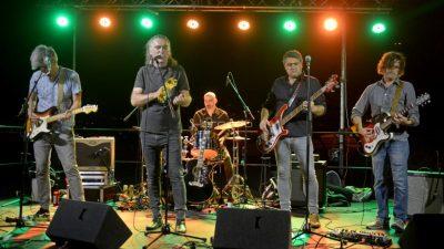 [FOTO/VIDEO] Velikim povratničkim koncertom banda The Stoned Cows zaključeno Ljeto na Kantridi