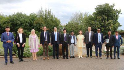 Održan sastanak veleposlanika Indije s gradonačelnikom Rijeke