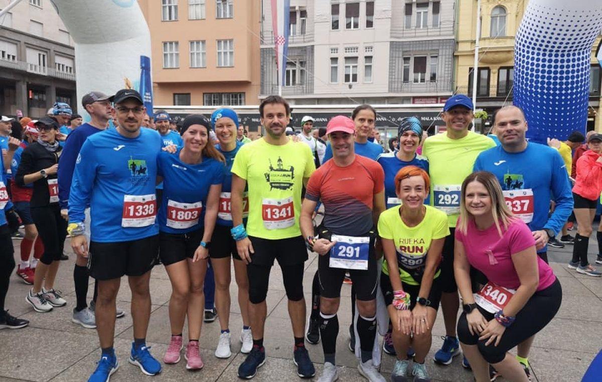 Uz kišu i kiša odličnih rezultata Torpedo Runnersa na 29. Zagrebačkom Maratonu