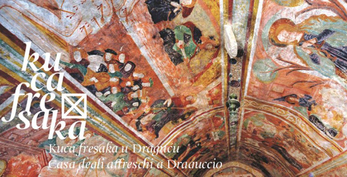 Izlaganje o Kući istarskih fresaka u sklopu Tjedna glagoljice