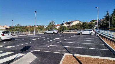 [FOTO] U Kostreni zaključena dva važna infrastrukturna projekta