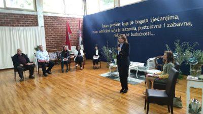 Održan sastanak ravnatelja srednjih škola i učeničkih domova s resornim Odjelom